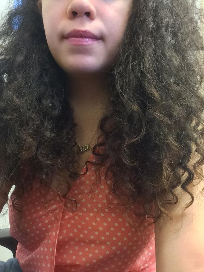 Does my hair look good like this?
