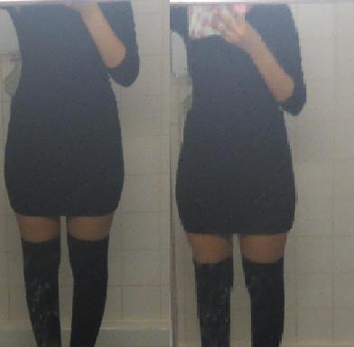 Guys, could these high knee/thigh socks work on girls who got thick thighs?