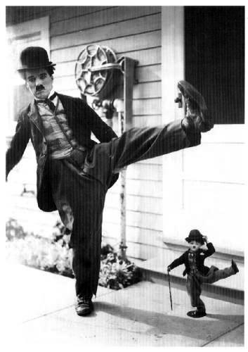 Do you believe The Tramp (aka Charlot) was a gay character?