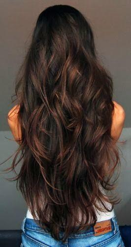 What's your opinion on very long hair?