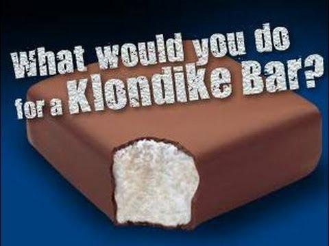 What would you doooo for a Klondike Bar?