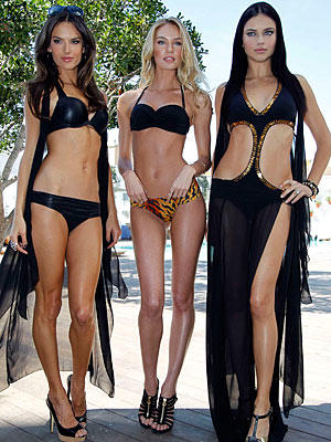 why men like thin women