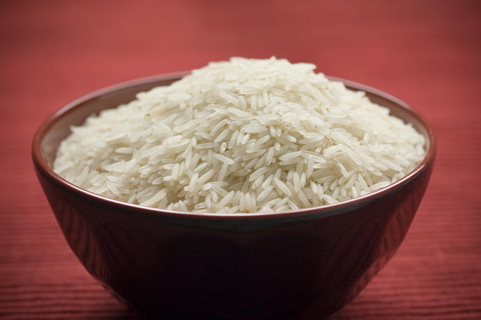 Which do you prefer Rice or Bread?