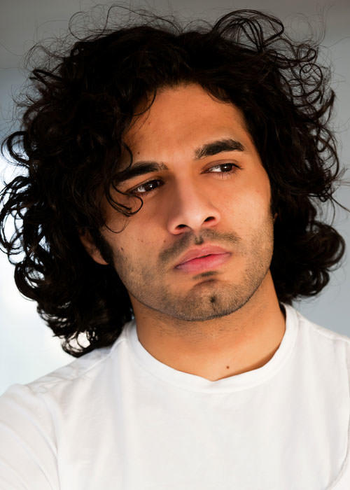 Girls, MALE HERE! Should I perm my hair or not?