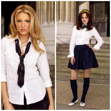 Why are girls in School Uniforms so attractive?