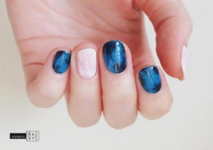 What do you think about those nails?