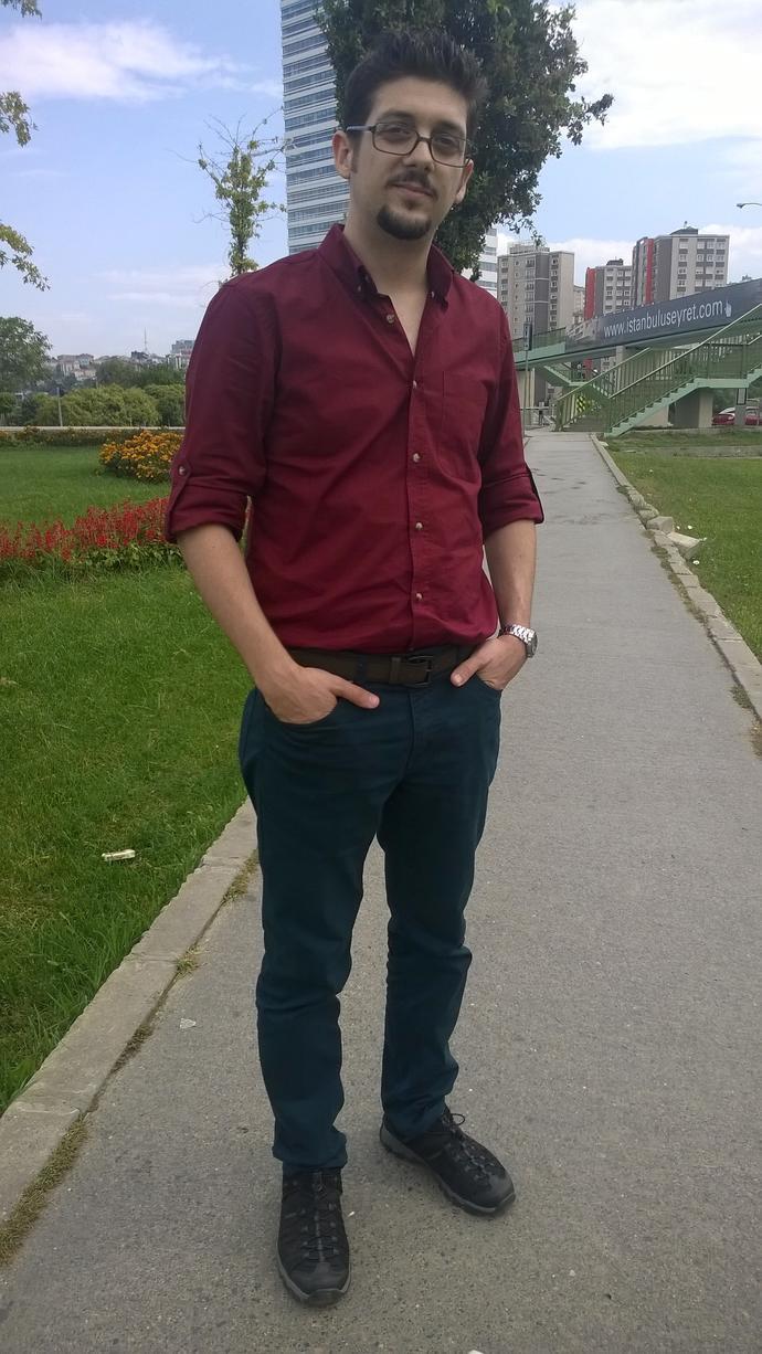 Girls, how do i look?