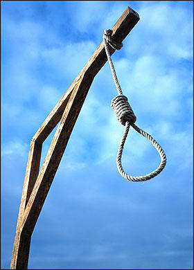 Do you believe in the death penalty?