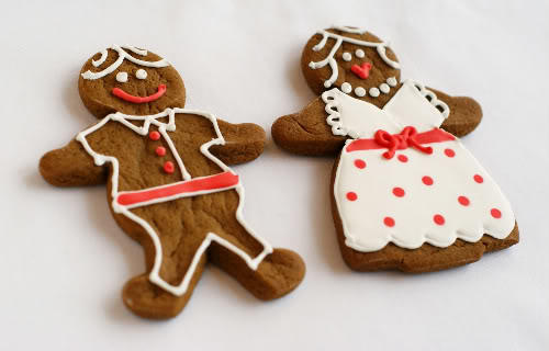 Do you like baking gingerbread cookies?