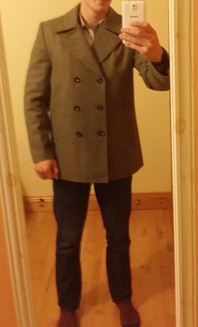 Should I keep the coat?