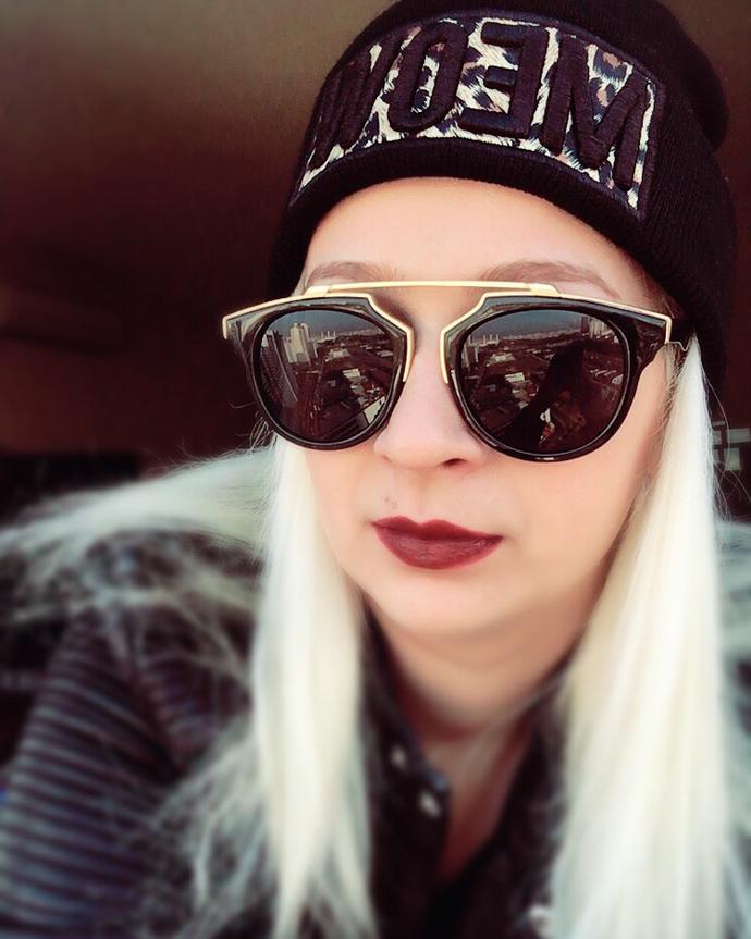 Today's look is sweet Rapper. Anyway, how ı look :D ??