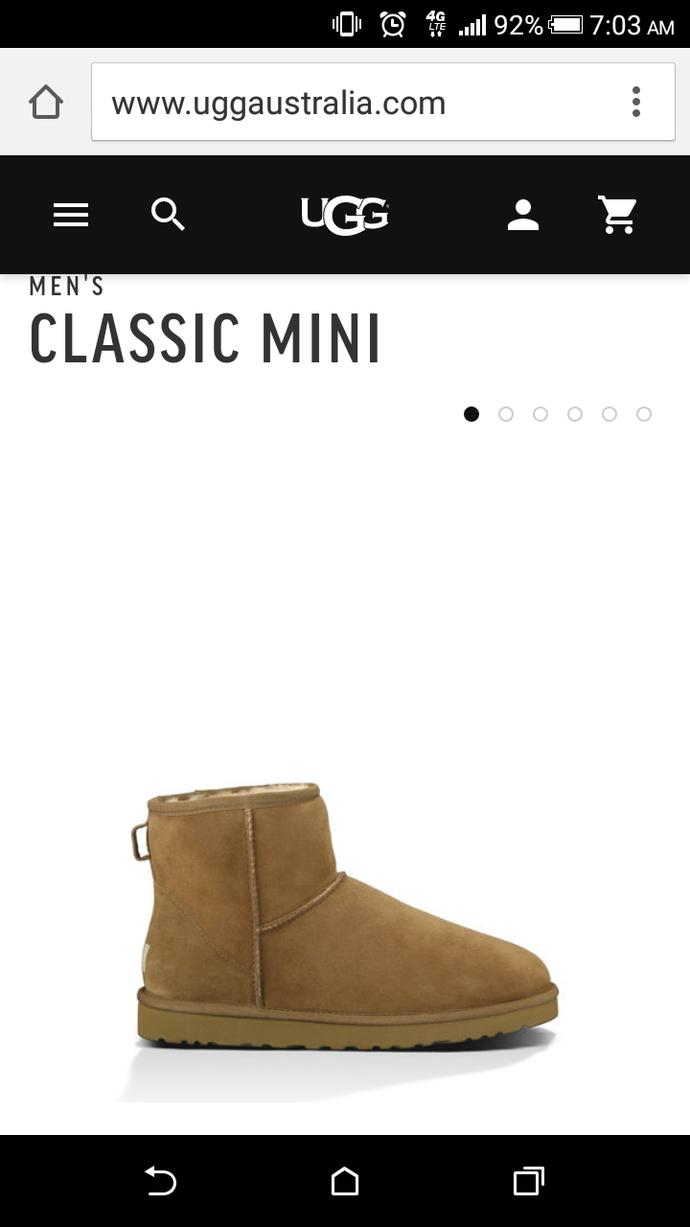 Will this color uggs go with anything?