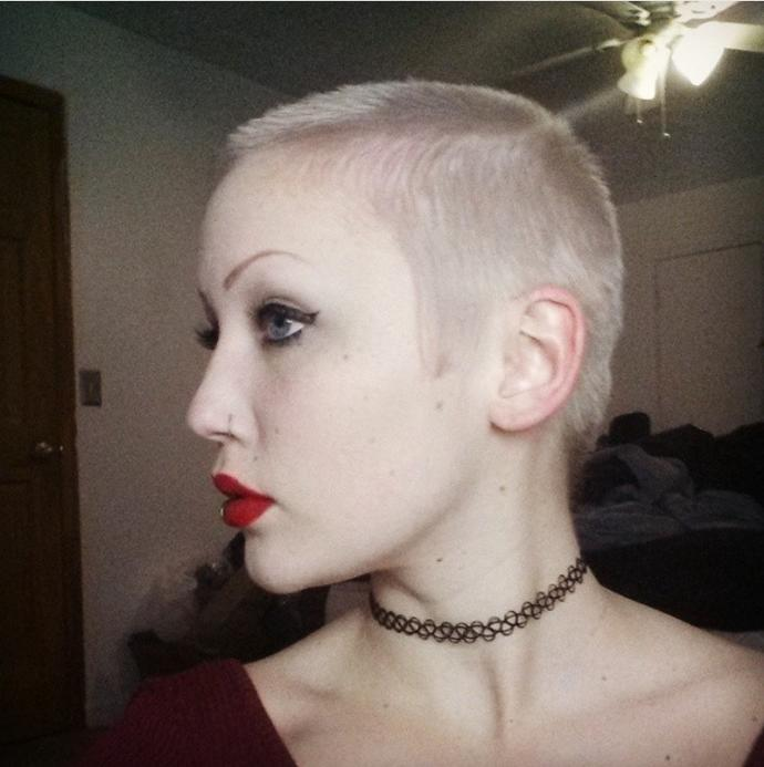 Any of you guys think this look is attractive?