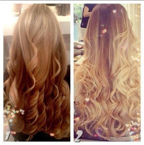 Hair #1 or Hair #2 ?