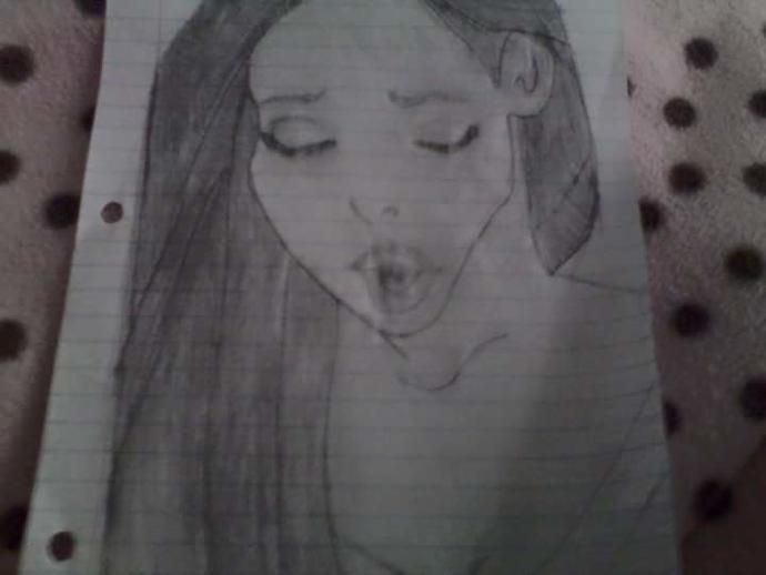 I got told I was untalented and that I'm a bad artist what do you think?