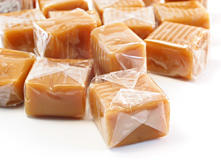 Who else love caramel candy?