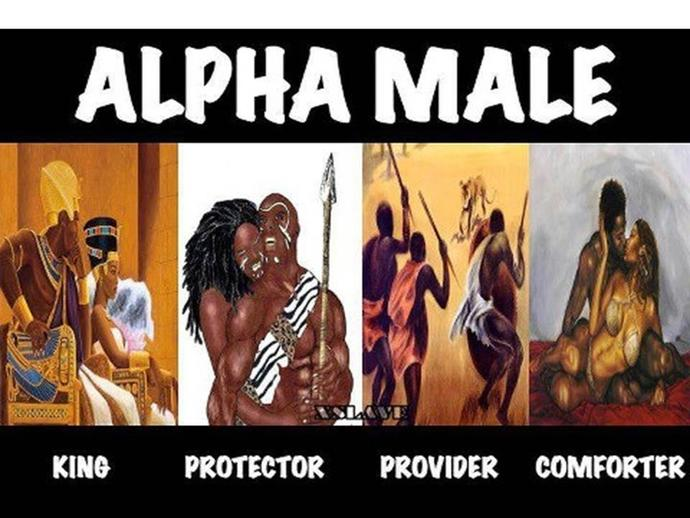 25 Characteristics of an Alpha Male