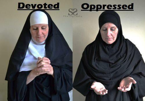 Why is the Hijab seen as oppressive?