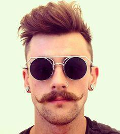 What do you think about men with mustaches?