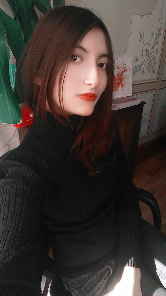 What's your opinion about my look?