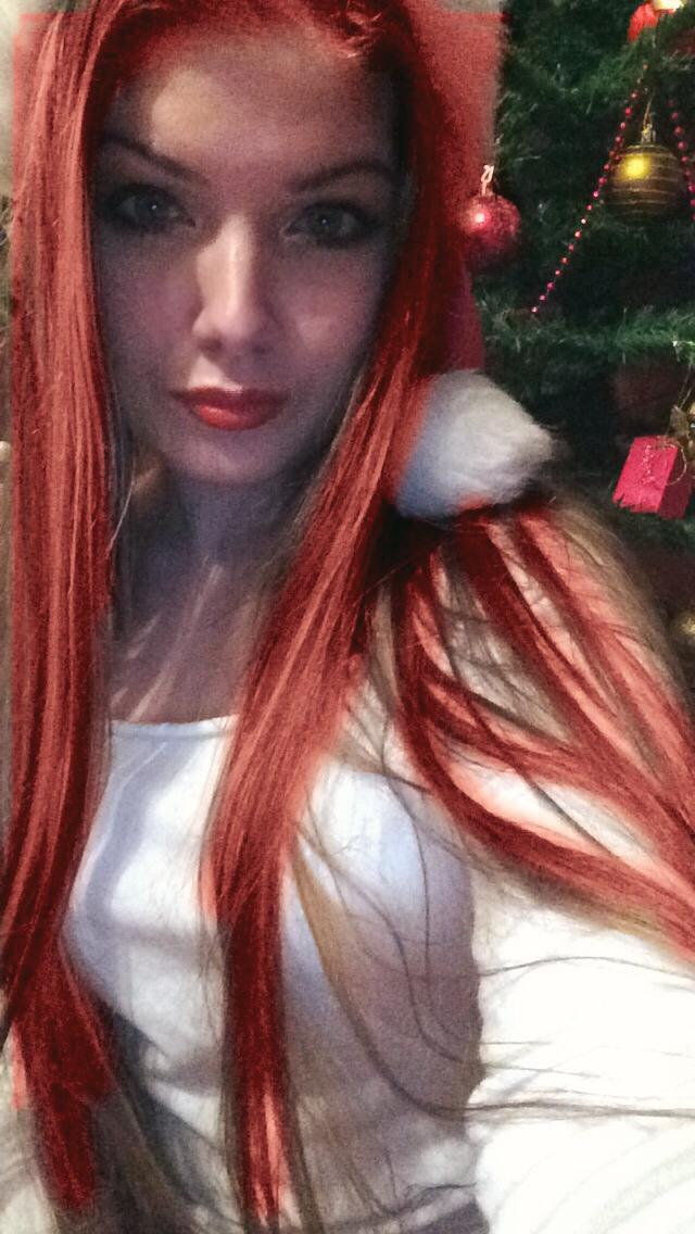 How do I look with Red hair?