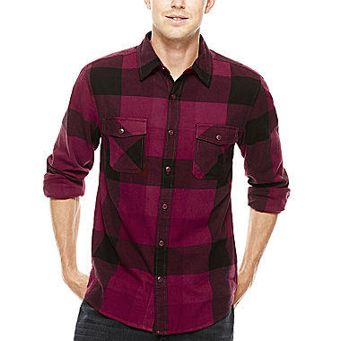 Do you like guys in flannel shirts?