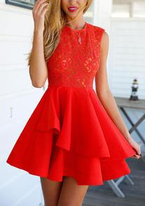 Girls, what do you wear under a dress?