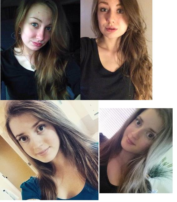 Which girl's prettier?