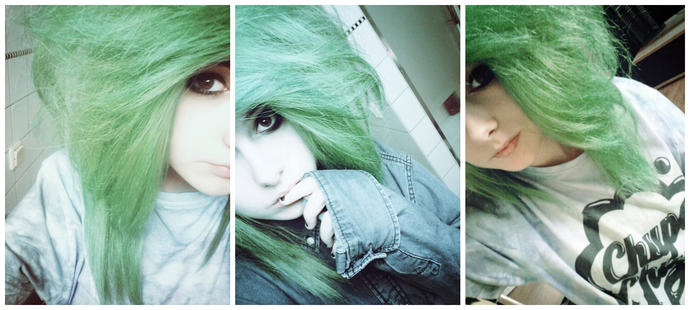 2 Emo/Scene Girl, Which one do you prefer?