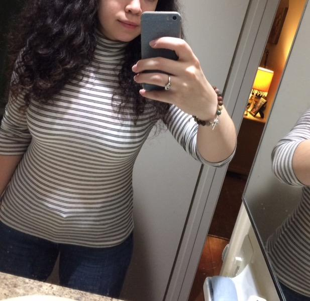 Is my hair too thick or frizzy?