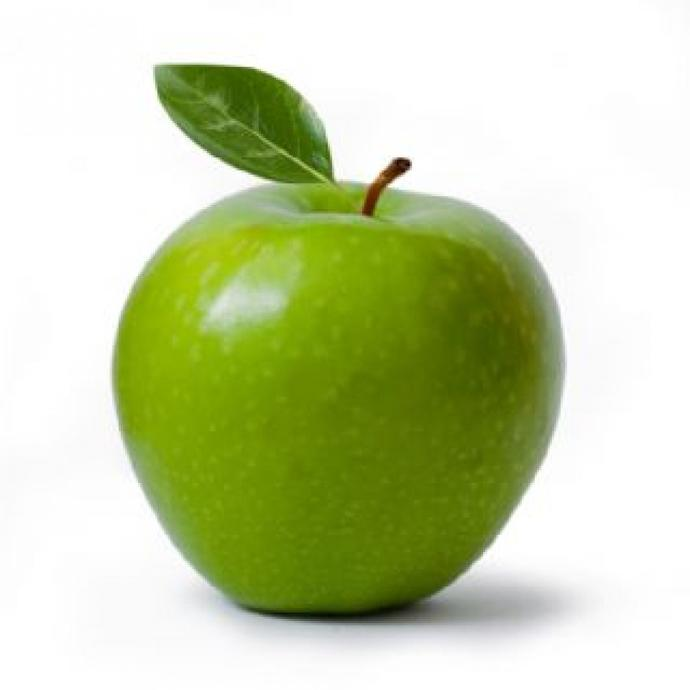 Green, yellow, or red apples?
