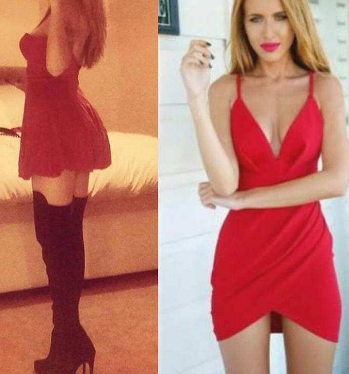 Which dress should i buy for new year party?