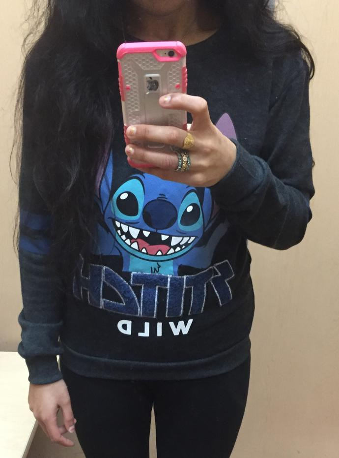 How cute is this shirt, on a scale of 1-10?