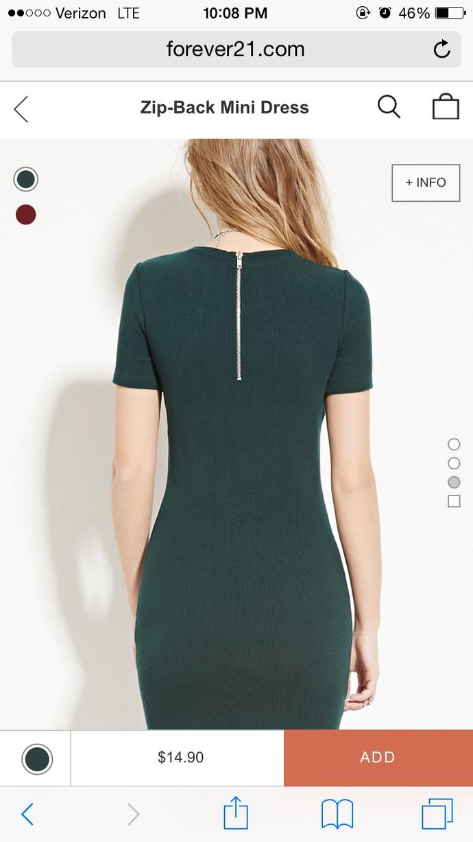 What would you think of this dress, but on a girl with more curves (bigger butt and bigger boobs)?