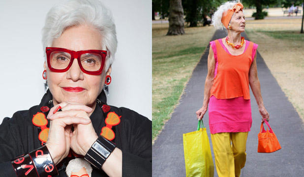 What do you think of older people who dress young?