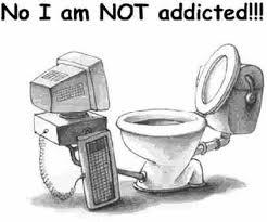 What do you think you are currently most addicted to on the internet?