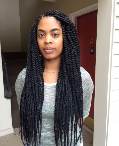 When women wear their hair twisted/braided is it a turn off for guys?
