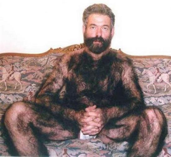 Should I shave? My girlfriend likes me a little furry but says this is too much?