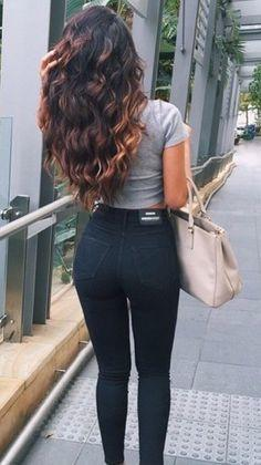 High waisted jeans why
