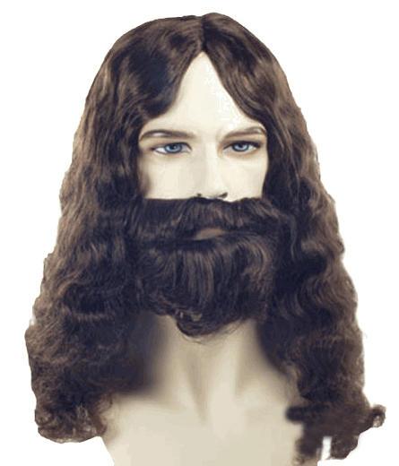 Do guys look good with long hair and beard?