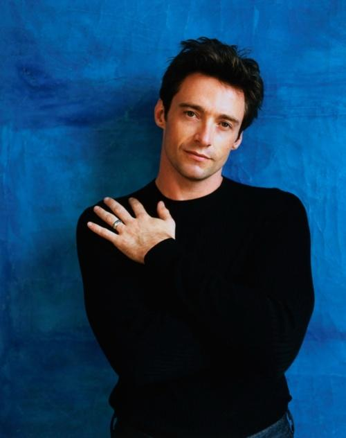 Does hugh jackman look better young or older?