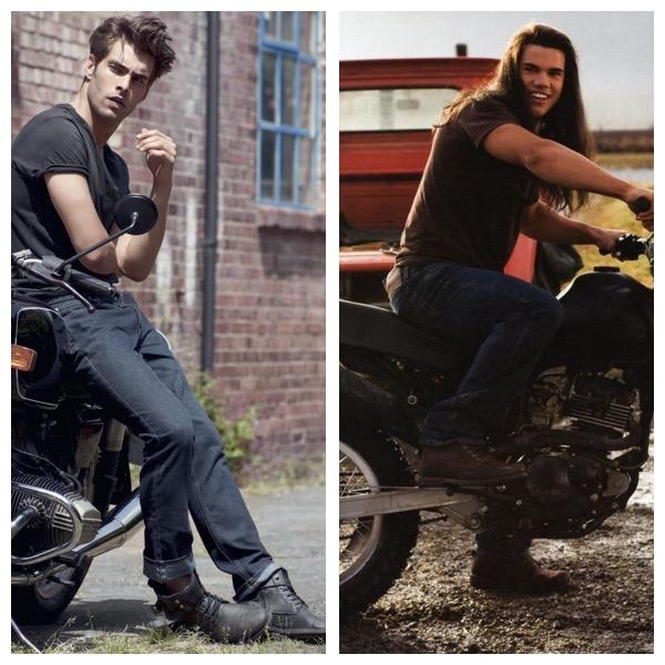 Who looks the most like a bad boy?