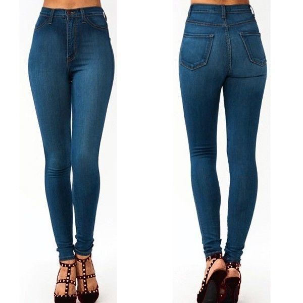 What do you men think of high-waisted jeans?