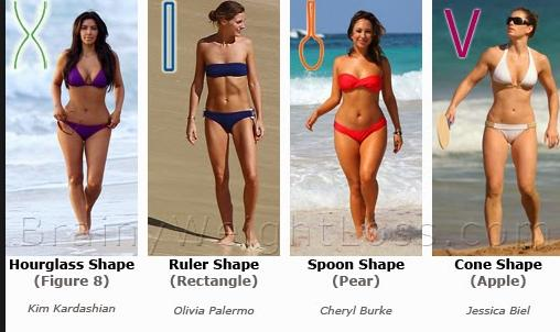 What's Your Favorite Female Body Type?