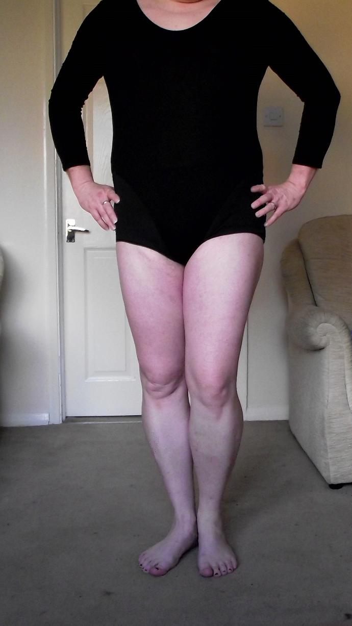 How do I look in my Leotard? Do I need to lose some weight?