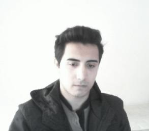 How do i look in my winter photo (loaded photo) ?