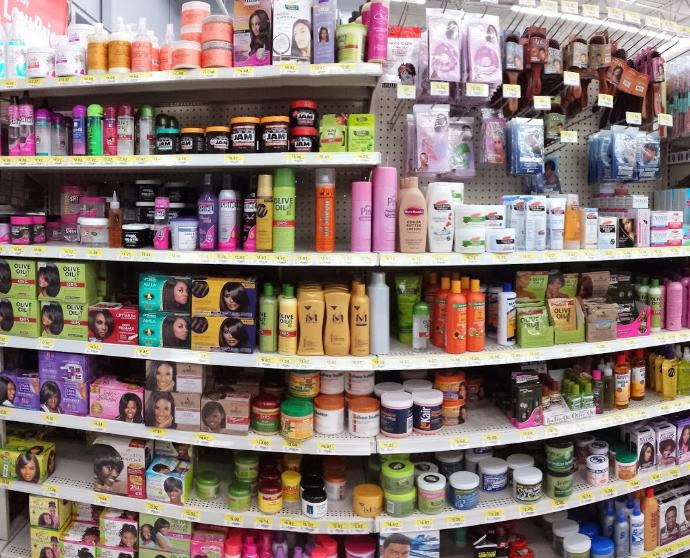 Can white girls use Ethnic hair products?