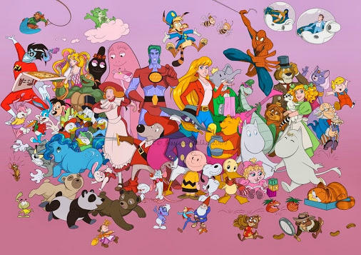 What is the greatest cartoon of all time?