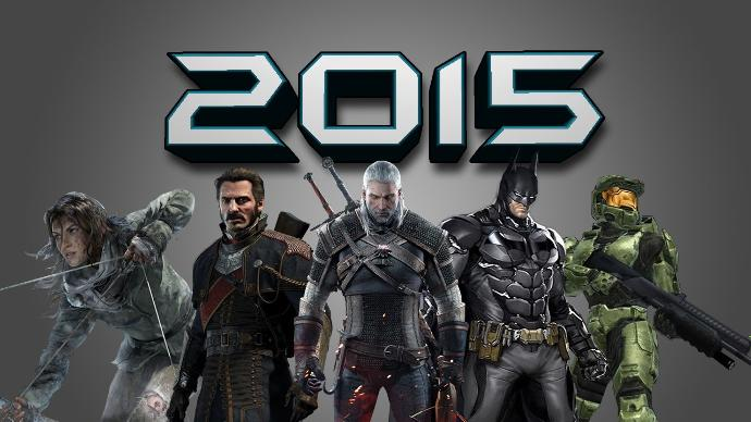 What was the best game of 2015?