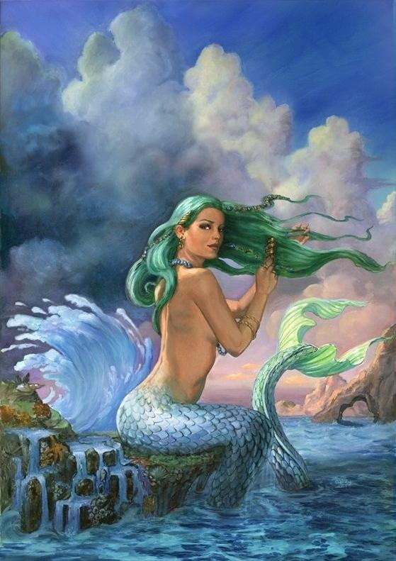 Girls, If you were a mermaid, what kind of tail would you have?